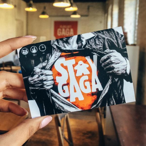 Play loft, Stay GaGa!
